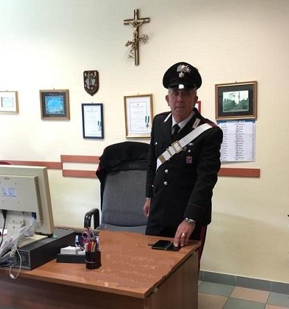 Venafro: I Carabinieri denunciano un giovane per il furto di un telefono cellulare.