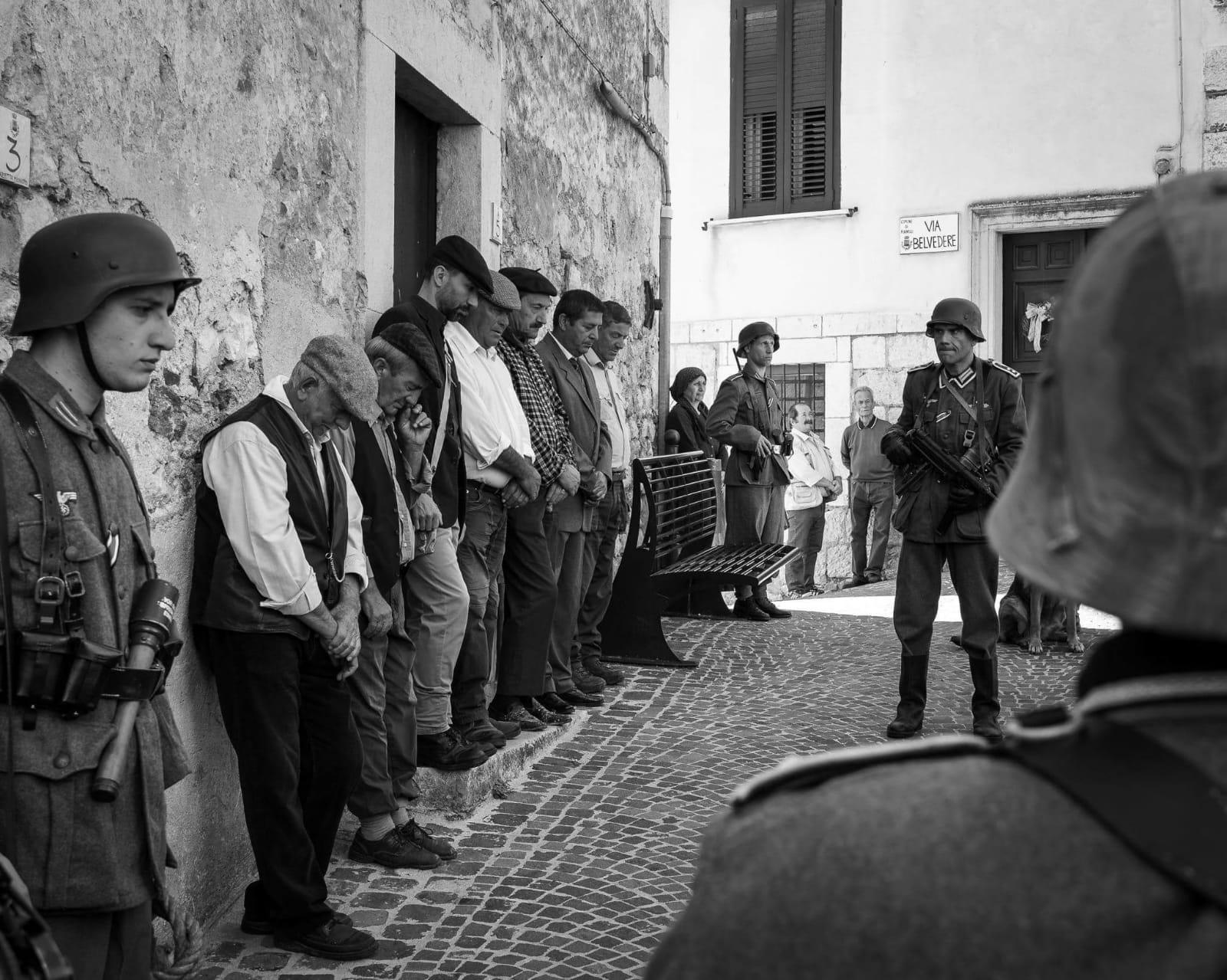 Fornelli: Riuscita la rievocazione storica dell'Eccidio grazie all'Associazione Noi soldati al Fronte.
