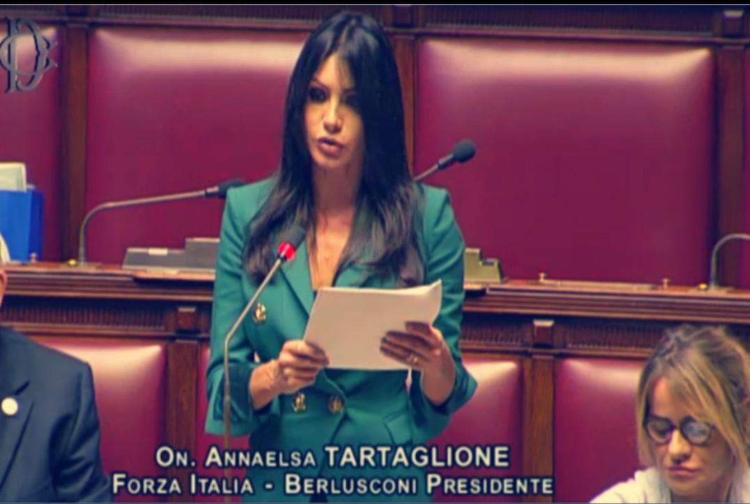 """""""Scrutatori sorteggiati fra disoccupati è mancia di Stato"""".  L'intervento dell'onorevole Annaelsa Tartaglione."""