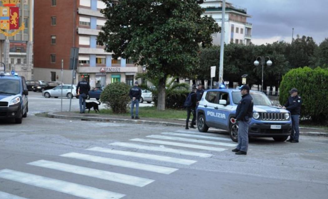 Isernia: la Polizia intensifica i controlli in vista del lungo ponte festivo.
