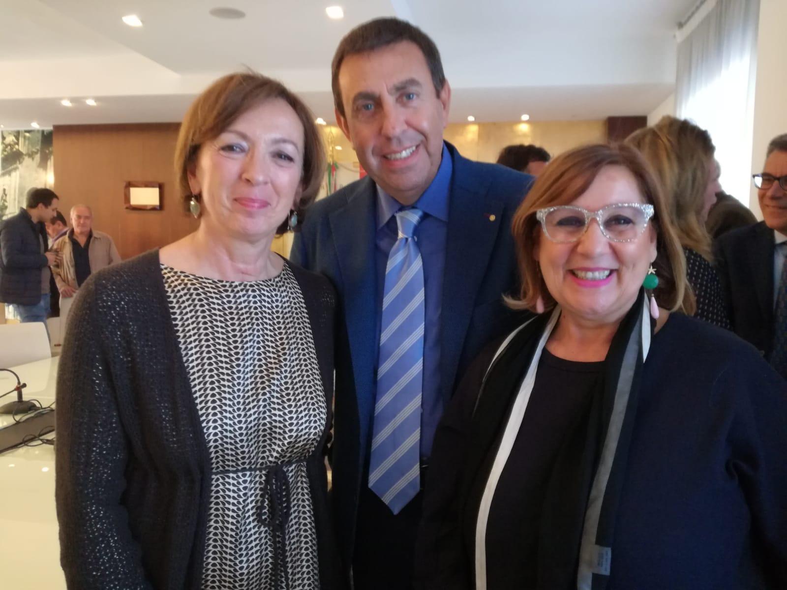 """Leontina Lanciano: """"Buon lavoro all'onorevole Patriciello. Come Garante sono disponibile a condividere iniziative  per il bene dei molisani"""""""