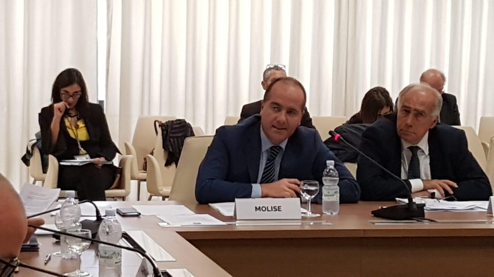 """Conferenza dei presidenti delle Assemblee legislative. Presente anche Salvatore Micone"""" a Reggio Calabria."""