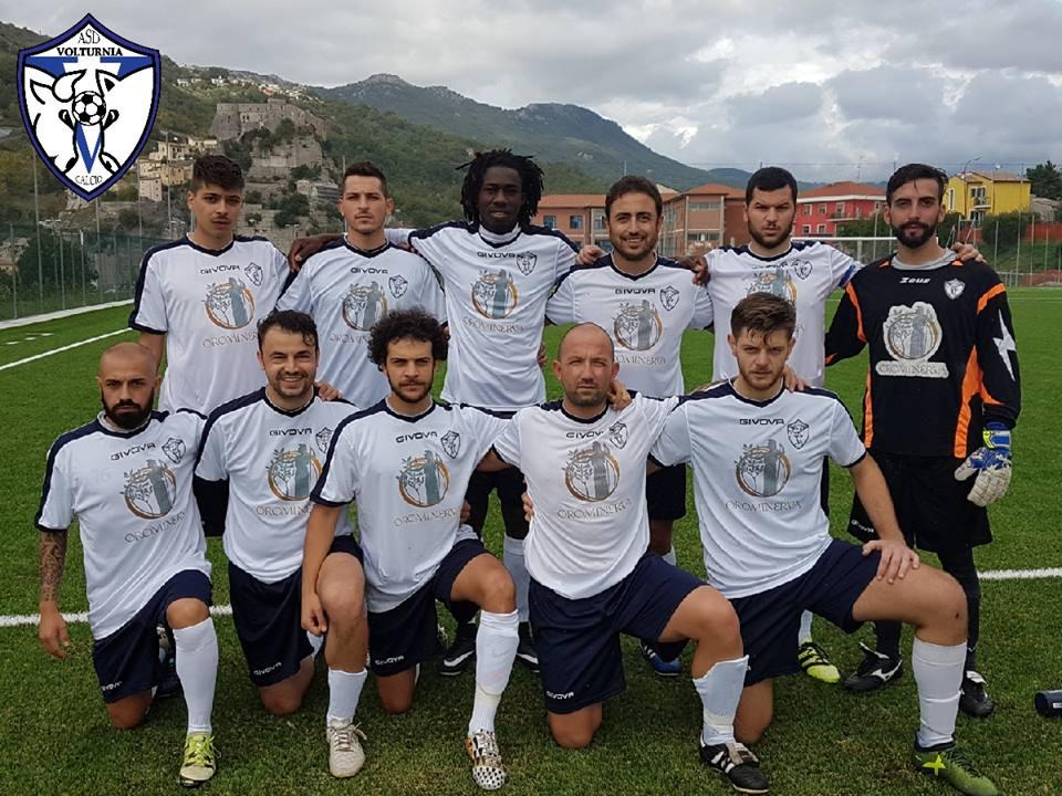 Prima Categoria girone A: debutto casalingo per la Volturnia Calcio di mister Farrocco. Al comunale Di Ianni arriva il Real Prata.