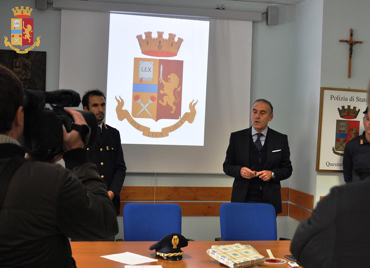 Isernia: convalidate le misure cautelari per i due truffatori arrestati lo scorso 22 ottobre.