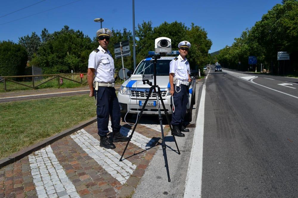 Pozzilli: autovelox in azione ad ottobre.  Il Comando di Polizia Municipale ha comunicato il calendario della presenza su strada.