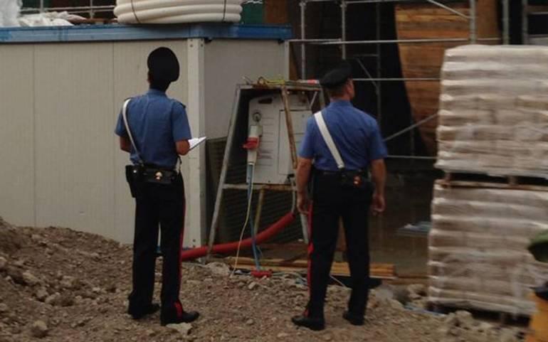 Isernia:  Bilancio dell'attività dei Carabinieri del Nucleo Ispettorato del Lavoro di Isernia. Periodo estivo molto intenso.
