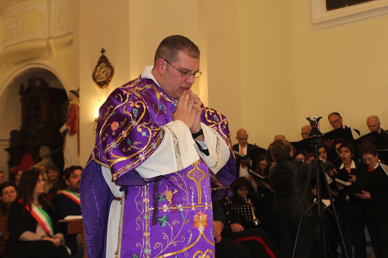 A Castelpetroso l'ordinazione sacerdotale di Don Stefano Fracassi e Don Mariano Gioia. L'annuncio della diocesi di Campobasso-Bojano.