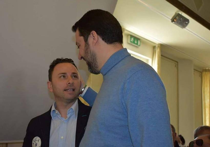"""Ripalimosani: Nicola Ellenico si dimette da coordinatore cittadino della Lega. """"Mazzuto ci sta portando nel baratro""""."""