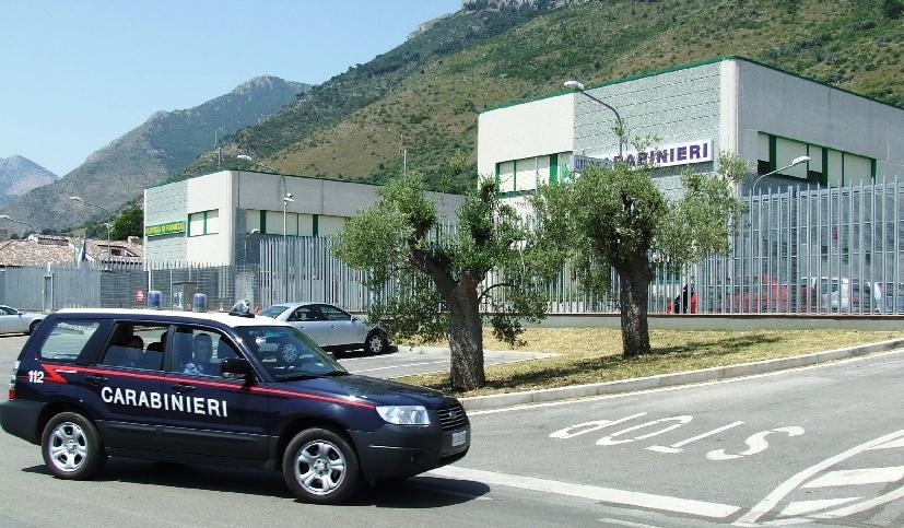 Venafro: Pregiudicato di origini laziali condannato per furto aggravato e danneggiamento seguito da incendio.