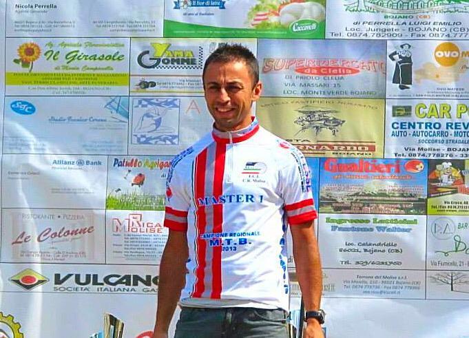 Mountain Bike: Andrea Cardillo approda alla Molise Tour Bike. Altro grande colpo per la società del presidente Gennarelli.