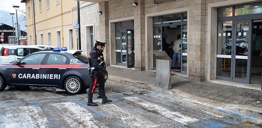 """I Carabinieri Forestali completano l'operazione """"Bosco sicuro"""". Ad Isernia denunciato egiziano per possesso di droga."""