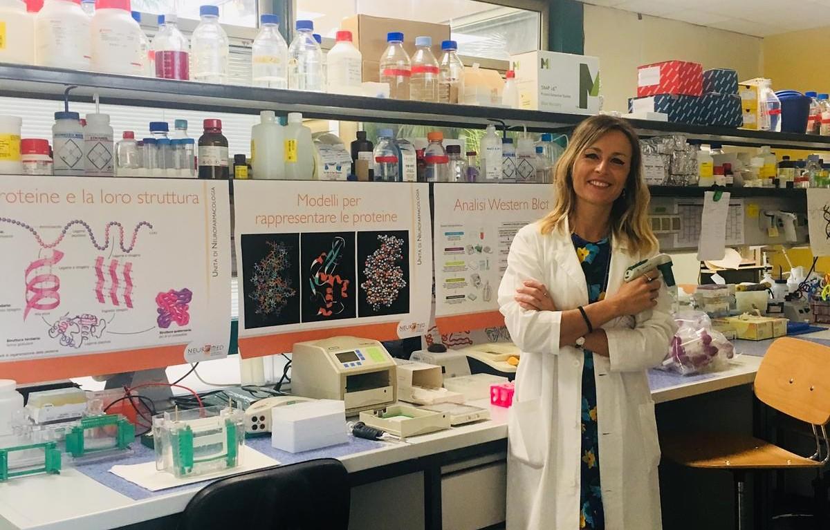 Pozzilli:Roberta Celli del Neuromed presenta il suo lavoro scientifico a Neuroscienze 2018.