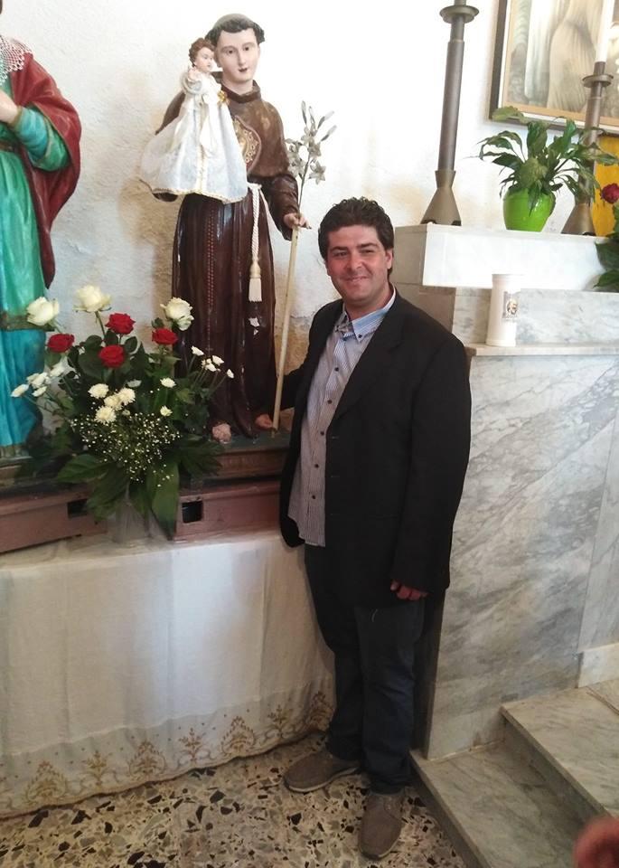 L'Angolo degli Auguri: festeggiamo quest'oggi il compleanno di Antonio Di Ciuccio.