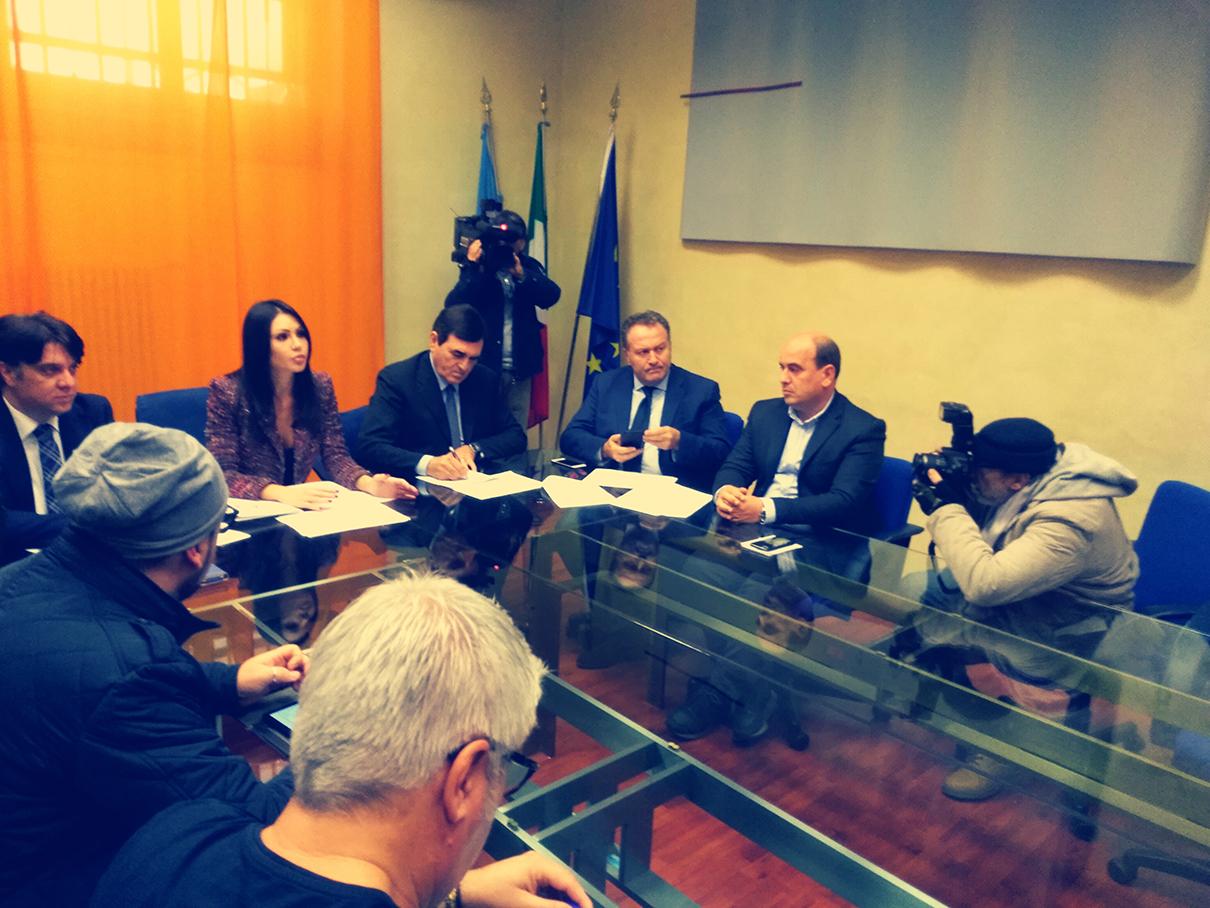 Appuntamenti elettorali di Primavera, il centrodestra unito si è riunito in tavolo tecnico a Campobasso.