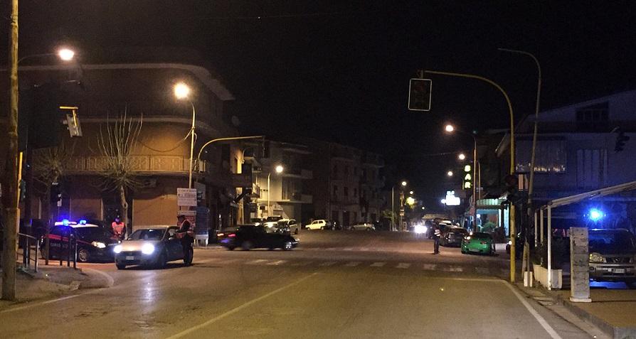 Venafro: notte di Halloween sotto controllo grazie ai controlli capillari sul territorio dei Carabinieri. Salvato anziano perso nei boschi.