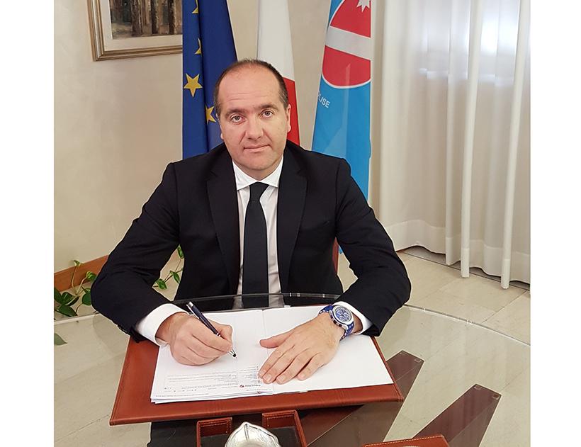 Micone questa mattina a Roma all'audizione sul taglio dei costi della politica e per il bilancio dello Stato.
