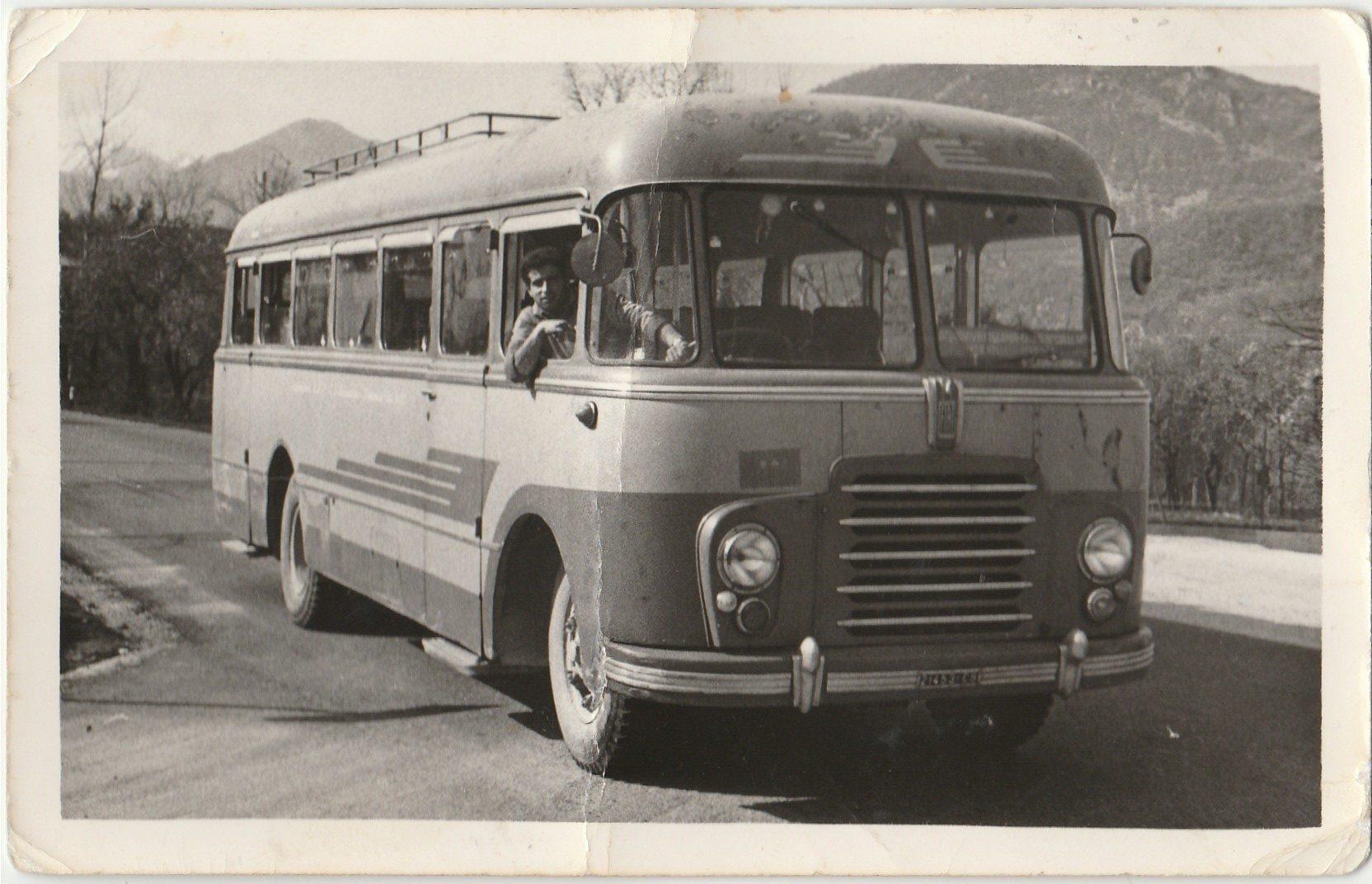 Dall'Idea di Orlando Petrocelli la seconda edizione del pranzo degli autisti di autobus della provincia di Isernia.