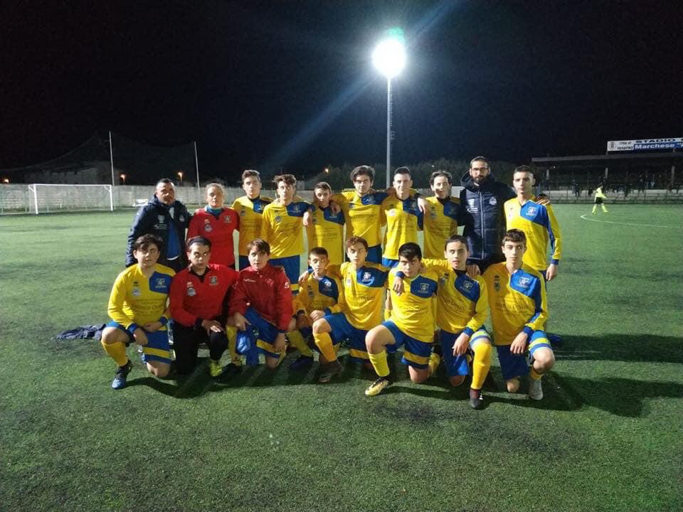 Calcio giovanile: i Giovanissimi della Boys Roccaravindola sconfitti dall'Agnonese nell'ultima giornata di campionato.