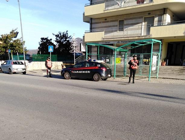 Isernia: controlli straordinari dei Carabinieri. Cittadino straniero denunciato per aver mostrato le parti intime ai passanti.