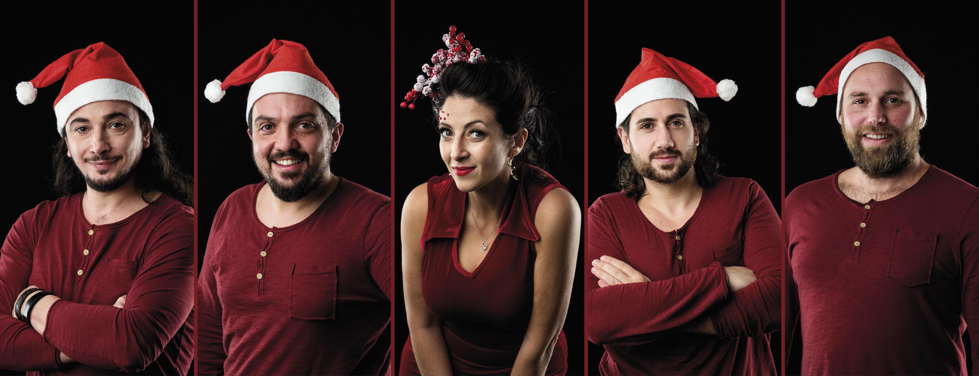 Jingle Bells, in uscita oggi il nuovo singolo dei Patrios realizzato con l'Isernia Gospel Choir.