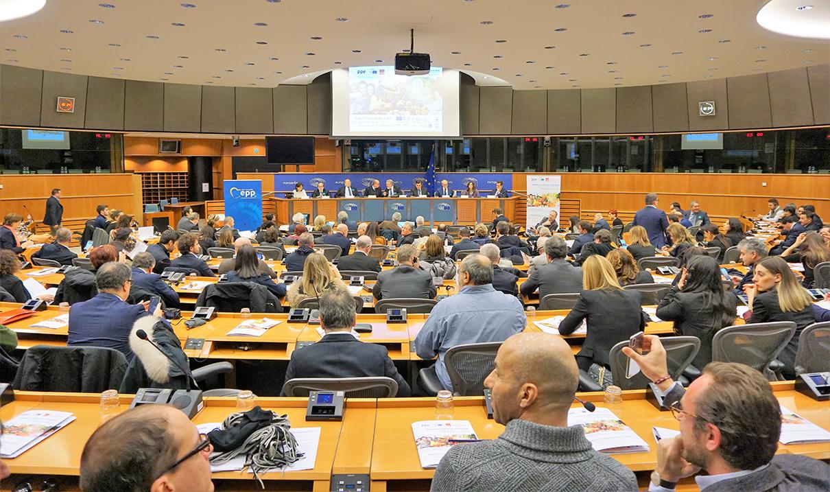 Il ruolo dell'Europa per il futuro della Dieta Mediterranea. Nel Parlamento Europeo meeting di ricercatori internazionali.