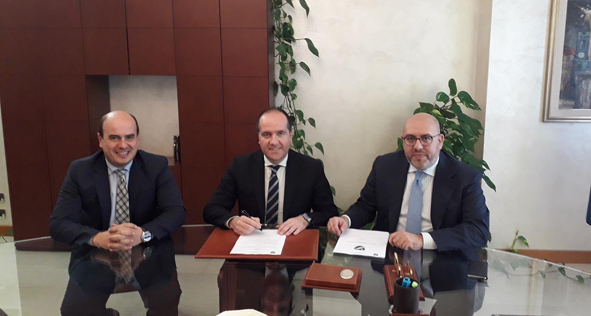 Campobasso: presentata questa mattina la proposta di legge sulla Montagna firmata dai consiglieri Andrea Di Lucente, Salvatore Micone e Armandino D'Egidio.