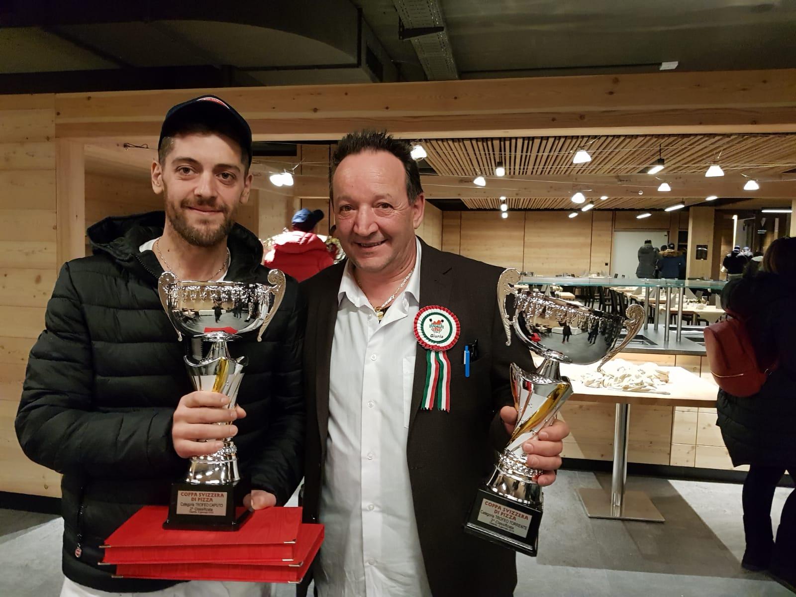 Dopo i successi nella coppa di svizzera il Pizzaiolo Vittorio Cifelli ringrazia tutti i sostenitori, gli amici e gli sponsor che hanno permesso questa grande avventura.