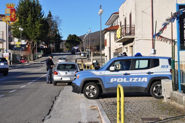 La Polizia fa il resoconto delle attività svolte nel mese di dicembre. Un mese ricco di operazioni. Guarda il video.