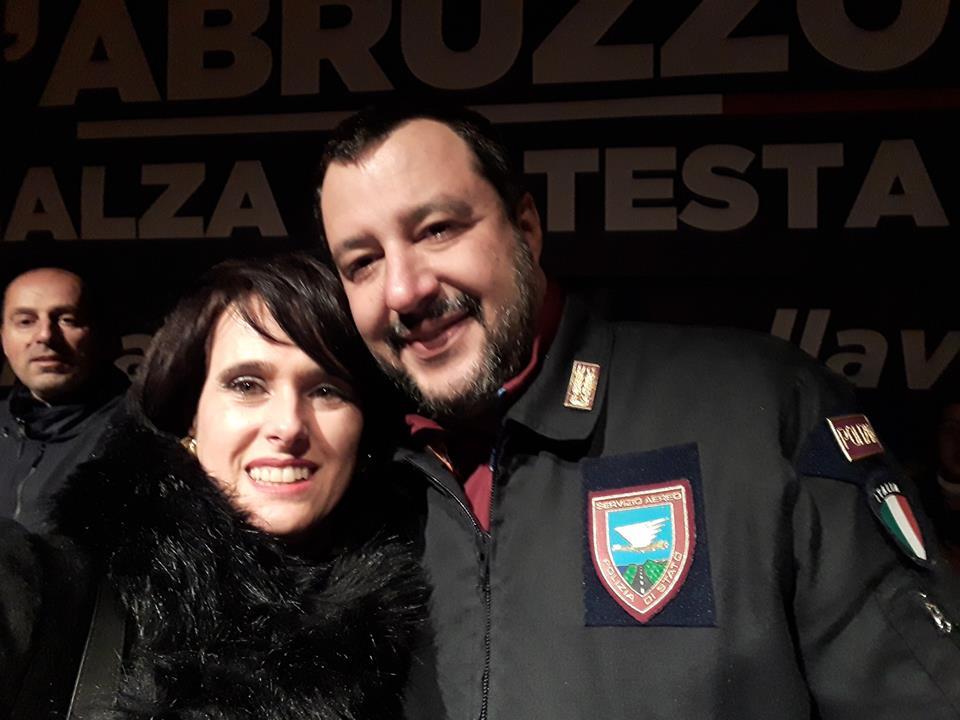 """Isernia: lotta alla droga continua sul territorio. Aida Romagnuolo ringrazia il Questore Pellicone. """"A breve informerò il Ministro Salvini""""."""