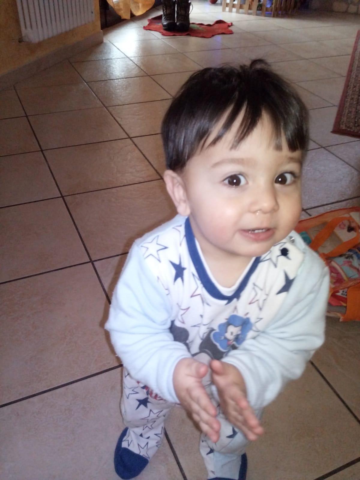L'Angolo degli auguri: festeggiamo quest'oggi il primo compleanno del piccolo Antonio Di Sandro.