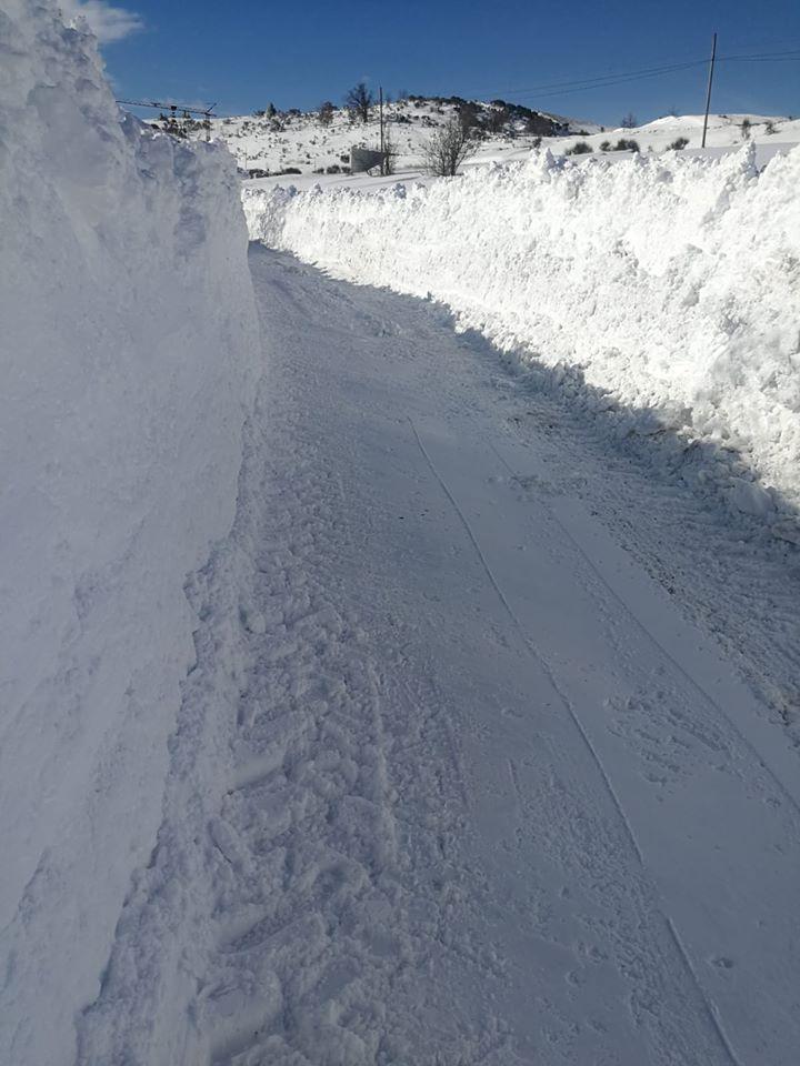 Isernia, il Prefetto Guercio plaude per la gestione dell'emergenza neve.