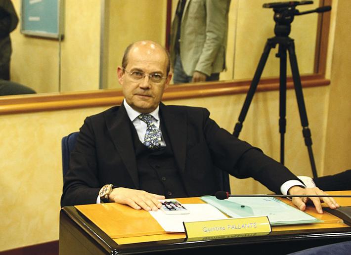 Sottosegretario Presidenza Giunta, attribuite le funzioni a Pallante. Curerà rapporti tra presidente, giunta e Consiglio regionale.
