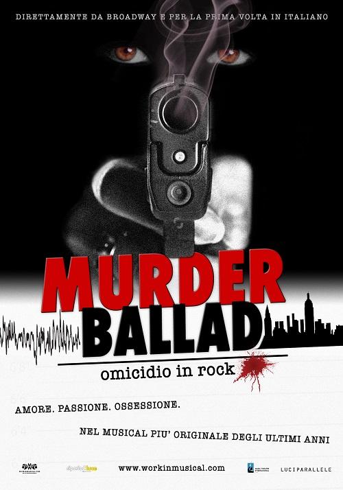 Murder Ballad, continuano gli spettacoli al teatro del Loro.