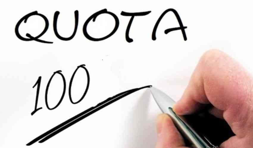 """""""Quota 100, chiarimenti e verifica requisiti."""" Sabato 9 febbraio l'incontro informativo proposto da Domenico Paolo Pontarelli."""