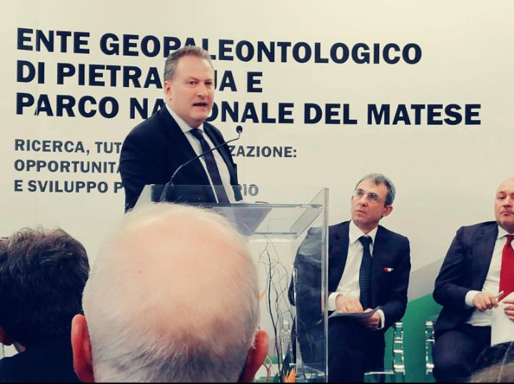 """Parco Nazionale del Matese, Cavaliere: """"Molise al tavolo da protagonista"""""""
