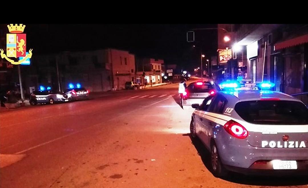Isernia: la Polizia setaccia il territorio. Emessi cinque fogli di via obbligatori