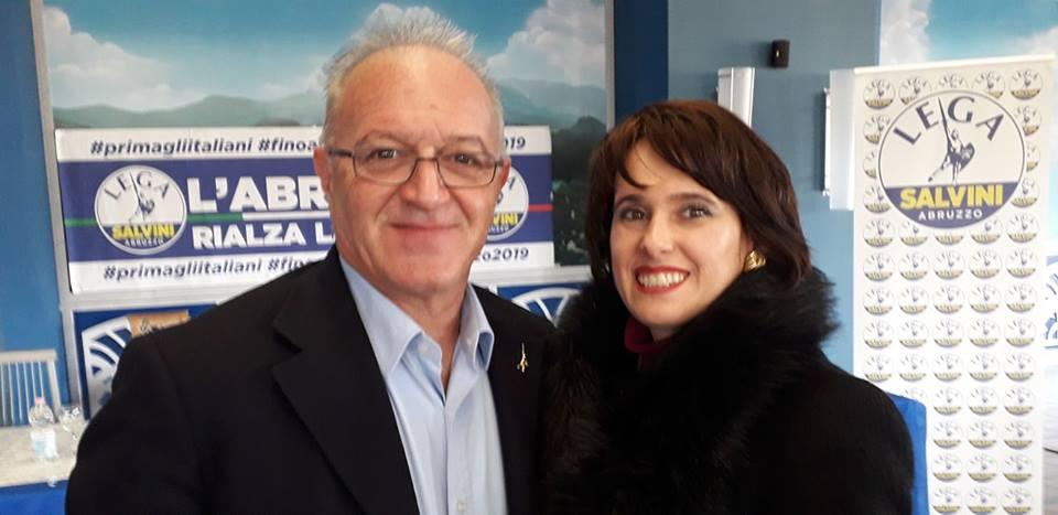 """Politica: la vittoria della Lega in Abruzzo è un segnale per il Molise. """"A Campobasso e a Termoli il primo partito"""". Così Aida Romagnuolo."""