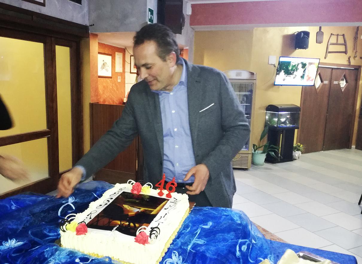 L'Angolo degli Auguri: festeggiamo il sindaco Emilio Incollingo per i suoi 46 anni…