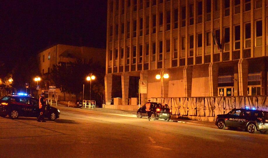 Isernia: Servizio a largo raggio dei Carabinieri, eseguiti numerosi controlli. Impiegata anche una Unità Cinofila di Chieti.