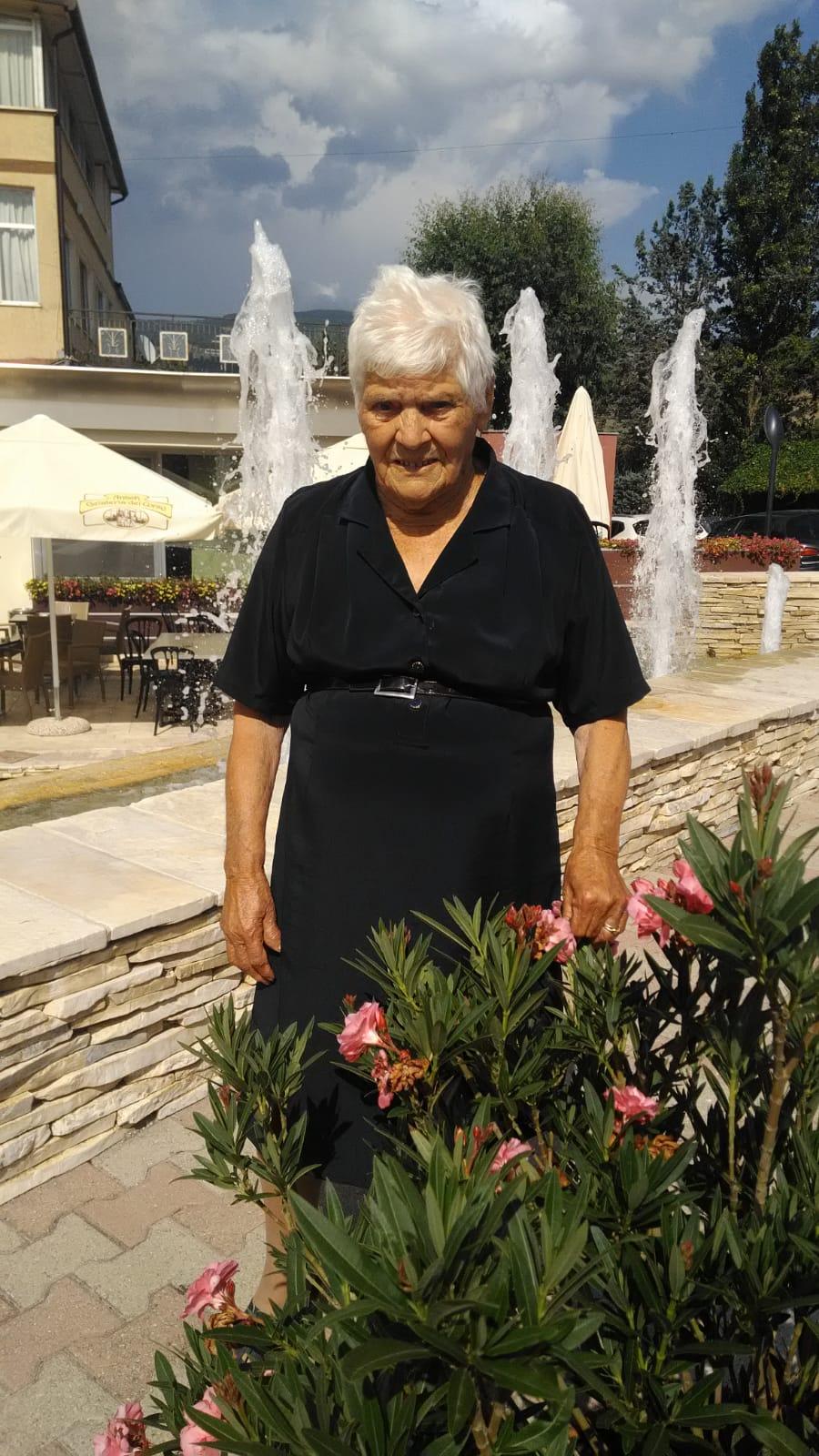 Rionero Sannitico: 100 anni per Lucia Di Franco. Gli auguri di Carla Miraldi.