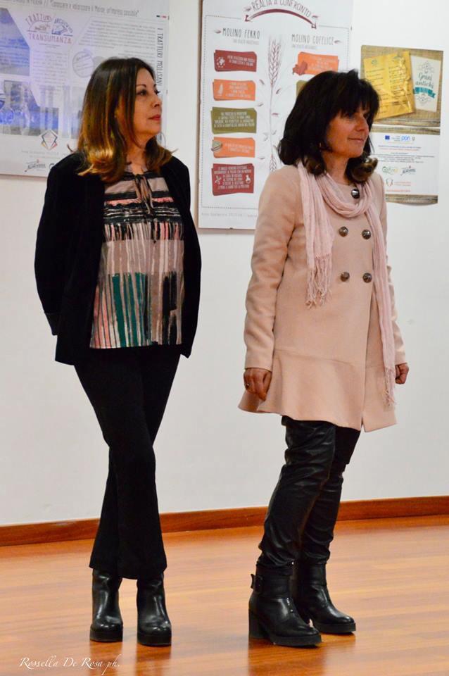 Campobasso: Caffè filosofico, ultimo appuntamento con Adele Fraracci e Simonetta Tassinari