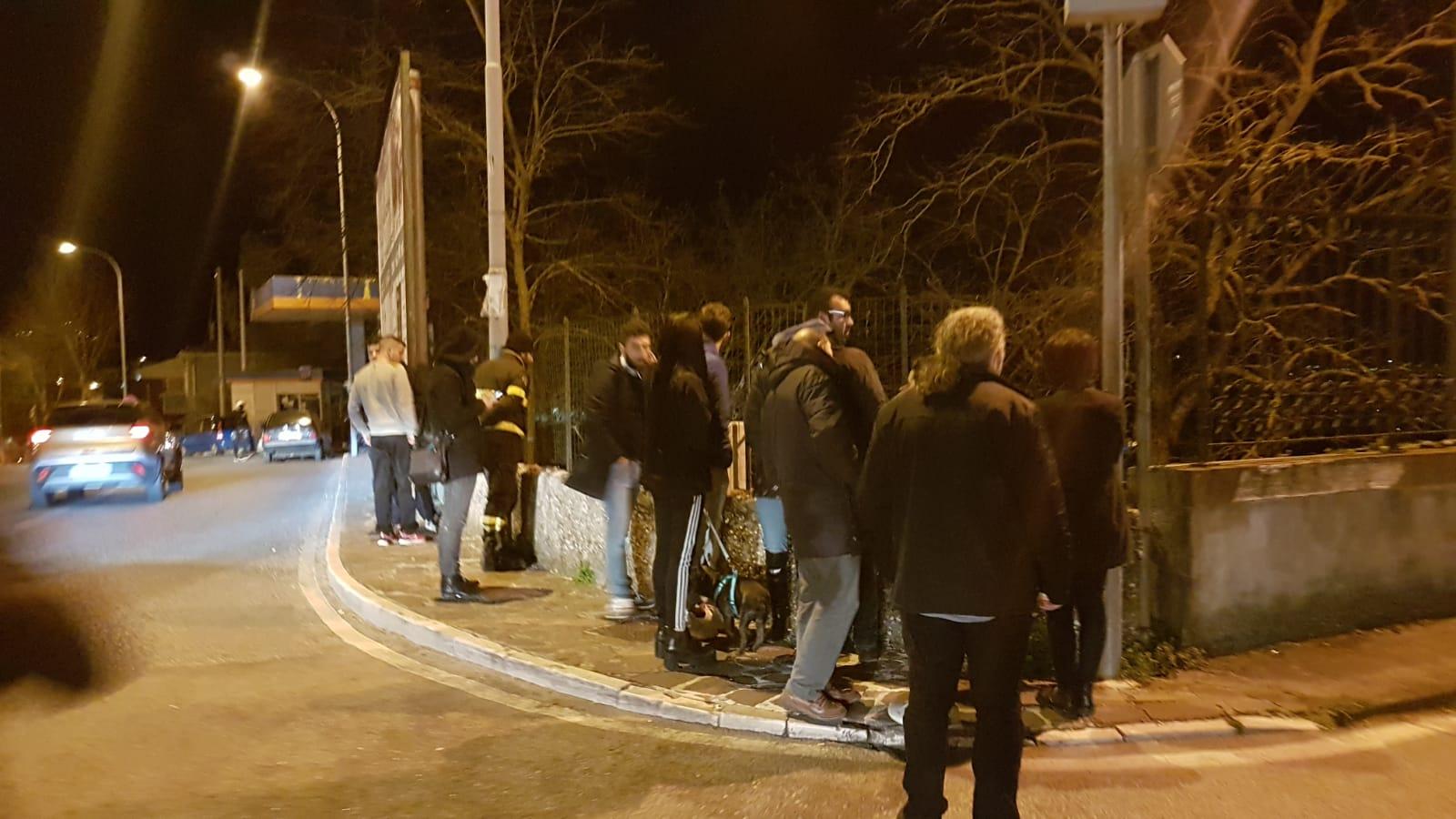 Isernia: caos nei pressi del Ponte Cardarelli. Probabile tentativo di suicidio in atto. Verifiche in corso