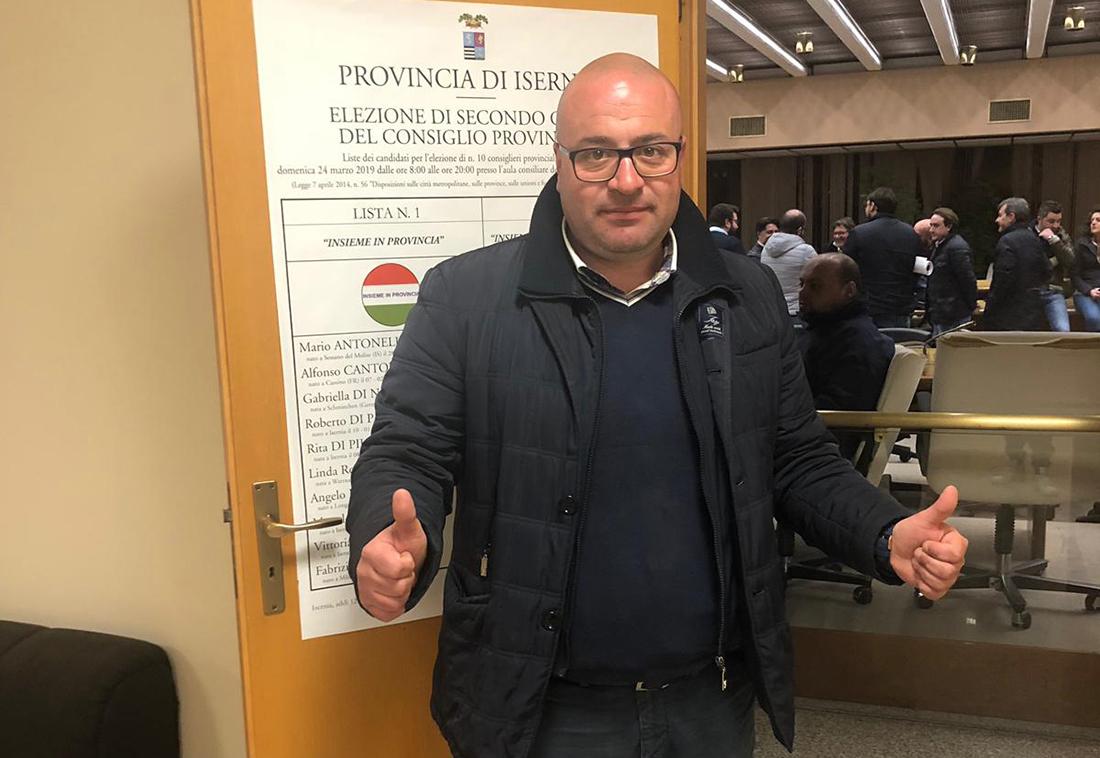 """Elezioni Provincia, Manolo Sacco: """"Un risultato davvero soddisfacente, adesso pensiamo a rilanciare turismo e viabilità interna"""""""