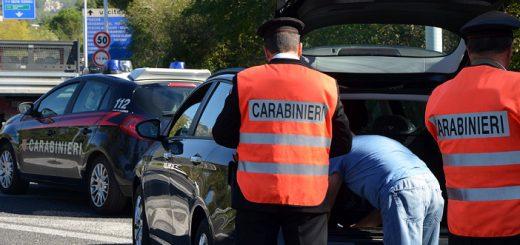 Venafro: due campani segnalati all'Autorità Amministrativa per detenzione di stupefacenti.