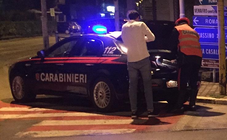 Isernia: Operazione contro lo spaccio. I Carabinieri gli trovano in casa la droga. Impiegata anche una Unità Cinofili di Chieti.