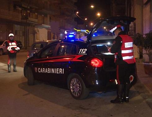 Isernia: Sorpreso in stato di alterazione psicofisica alla guida dell'auto, giovane denunciato dai Carabinieri.
