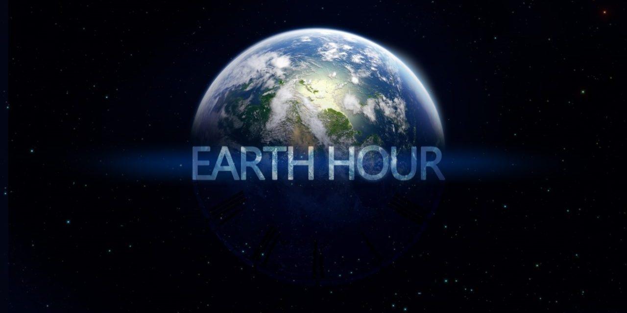 """Colli a Volturno: il Comune aderisce ad """"Earth Hour 2019"""", sabato al buio per un'ora Piazza Madre Teresa di Calcutta."""