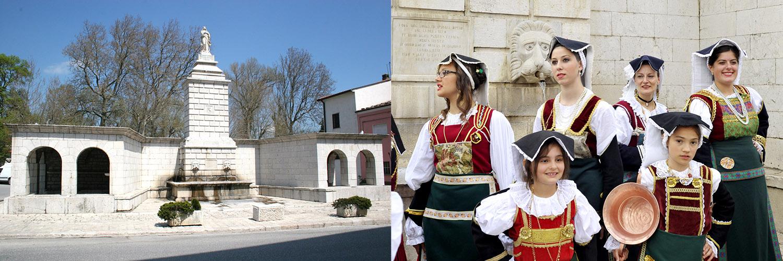 Il Comune di Frosolone omaggia con una scultura il valore sociale delle donne frosolonesi