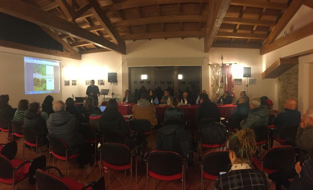 Un piano del Cibo per Castel Del Giudice. Attivato un progetto pioneristico nel centro Sud-Italia.