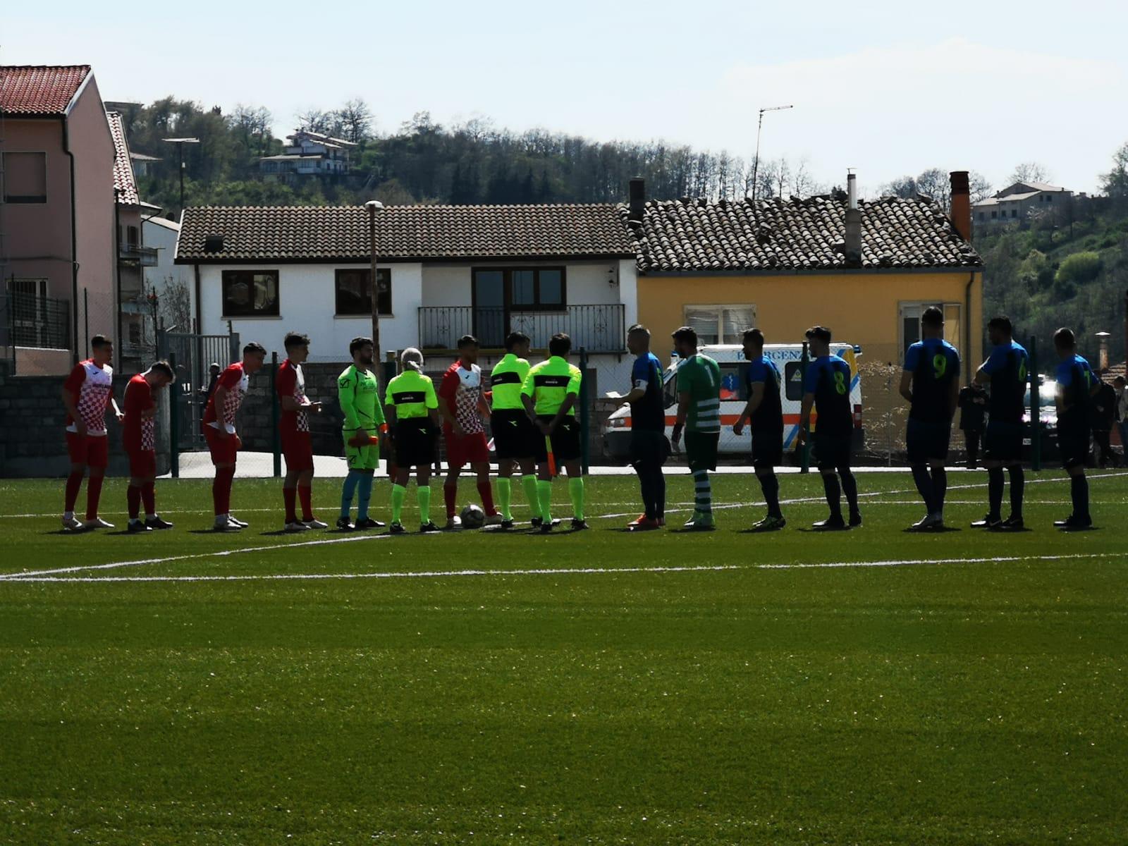 Eccellenza: il Vastogirardi corsaro anche a Riccia. 0-3 per la formazione di mister Farina.